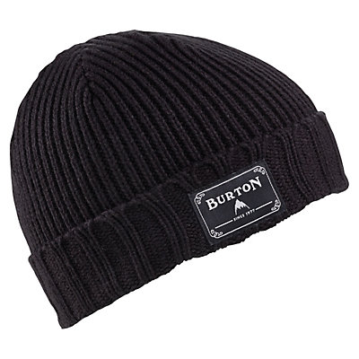 Burton Gringo Hat, True Black, viewer