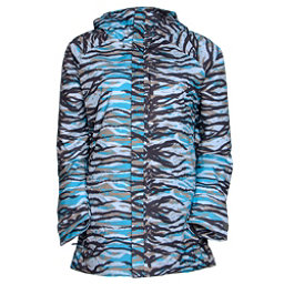 Burton Radar Womens Insulated Snowboard Jacket, Ice Tiger, 256