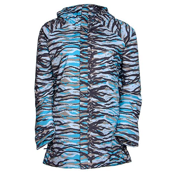 Burton Radar Womens Insulated Snowboard Jacket, Ice Tiger, 600