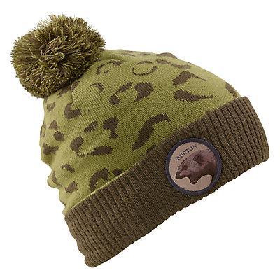 Burton Marcy Womens Hat, True Black-Grapeseed, viewer