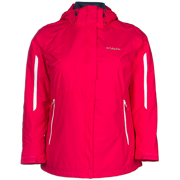 Columbia Bugaboo Interchange Womens Insulated Ski Jacket, , 600