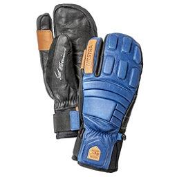 Hestra Morrison Pro Model 3 Finger Gloves, Blue, 256