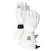 Hestra Heli Glove Womens Gloves, Ivory-Off White, medium