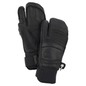 Hestra Fall Line 3 Finger Gloves, Black, medium