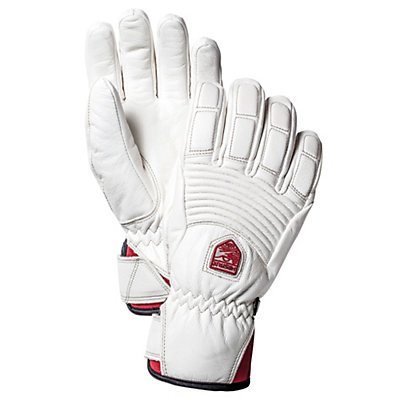 Hestra Fall Line Womens Gloves, Off White, viewer