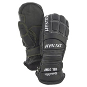 Hestra RSL Comp Vertical Cut Mens Ski Racing Gloves, Black, medium