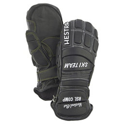 Hestra RSL Comp Vertical Cut Mens Ski Racing Gloves, Black, 256