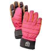 Hestra CZone Primaloft Jr. Kids Gloves, Fuschia, medium