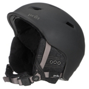 Pret Luxe Womens Helmet, Pearl Black, medium