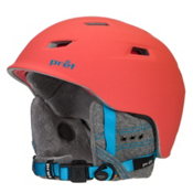 Pret Luxe Womens Helmet, Hot Coral, medium