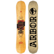 Arbor Whiskey Snowboard 2016, , medium