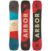 Arbor Westmark Rocker Snowboard 2016, , medium
