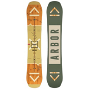 Arbor Coda Rocker Snowboard 2016, , medium