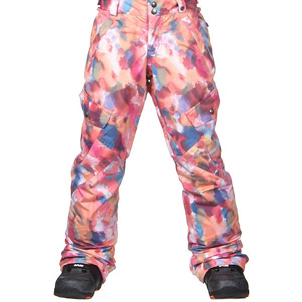 Burton Elite Cargo Girls Snowboard Pants, Laila, 600