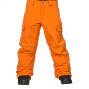 Burton Exile Cargo Kids Snowboard Pants, Safety, medium