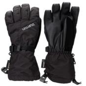 Burton Gore Kids Gloves, True Black, medium