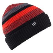 Burton Chute Kids Hat, True Black, medium