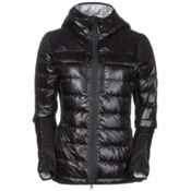 Canada Goose Hybridge Lite Hoody Womens Jacket, Black, medium