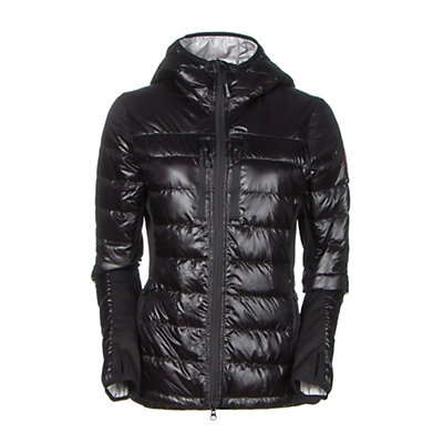 Canada Goose Hybridge Lite Hoody Womens Jacket, Silverbirch, viewer