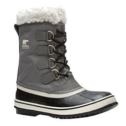 Sorel Winter Carnival Womens Boots, Pewter-Black, 256