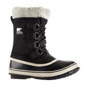 Sorel Winter Carnival Womens Boots, Black-Stone, medium