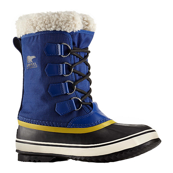 Sorel Winter Carnival Womens Boots, Aviation-Black, 600