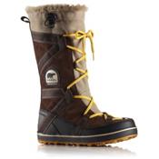 Sorel Glacy Explorer Womens Boots, Tobacco, medium