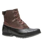 Sorel Ankeny Mens Boots, Cordovan-Madder Brown, medium