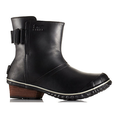 Sorel Slimboot Pull On Womens Boots, Elk, viewer