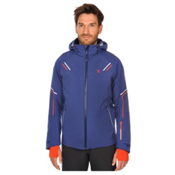 Volkl Black Jack Mens Insulated Ski Jacket, Twilight, medium