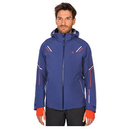Volkl Black Jack Mens Insulated Ski Jacket, Twilight, 256