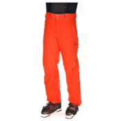 Volkl Black Jack Mens Ski Pants, Red Orange, medium
