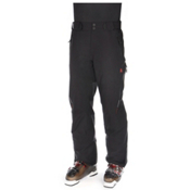Volkl Black Jack Mens Ski Pants, Black, medium
