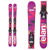 Elan Twist Pro Kids Skis with 7.5 QT Bindings 2016, , medium