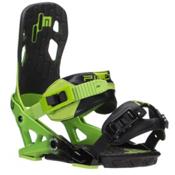 NOW Pilot Snowboard Bindings 2016, Green-Black, medium