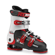 Roces Idea Free Kids Ski Boots 2016, Black-White-Red, medium