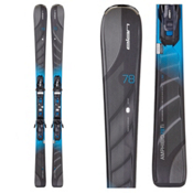 Elan Amphibio 78 Ti Skis with EL 11.0 Fusion Bindings 2016, , medium
