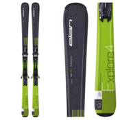 Elan Explore 4 Skis with EL 10.0 Bindings 2016, , medium