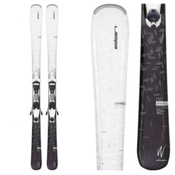 Elan Snow Womens Skis with EL 7.5 QT Bindings 2016, , medium