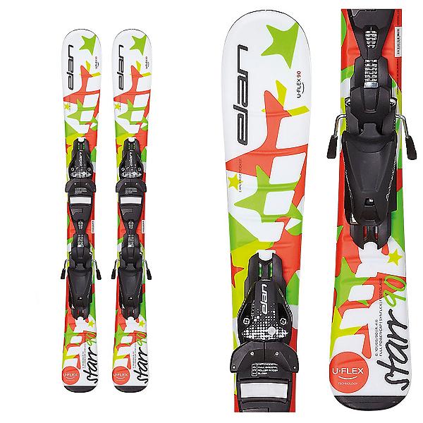 Elan Starr Kids Skis with EL 4.5 QT Bindings, , 600