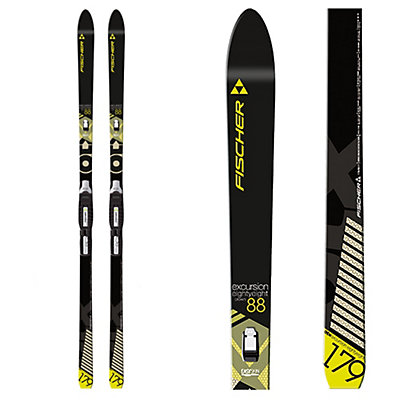 Fischer Excursion 88 Crown Cross Country Skis, , viewer