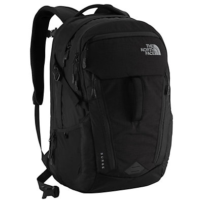 The North Face Surge Backpack 2018, TNF Black, viewer