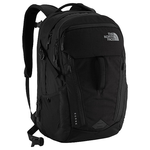 The North Face Surge Backpack 2018, TNF Black, 600