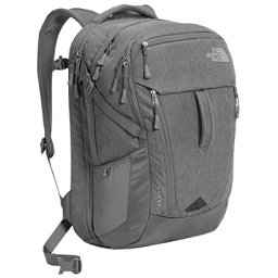 The North Face Surge Backpack 2018, TNF Medium Grey Heather-Zinc G, 256