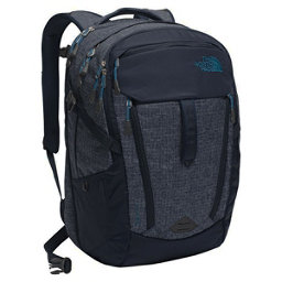 The North Face Surge Backpack 2018, Urban Navy Light Heather-Urban, 256