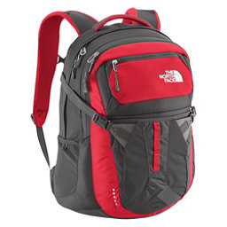 The North Face Recon Backpack 2017, TNF Red-Asphalt Grey, 256
