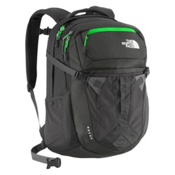 The North Face Recon Backpack 2016, Asphalt Grey-Krypton Green, medium