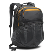 The North Face Recon Backpack 2017, Asphalt Grey-Citrine Yellow, medium
