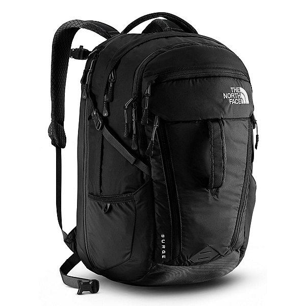 The North Face Surge Womens Backpack, TNF Black, 600