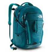 The North Face Surge Womens Backpack 2017, Blue Coral-Bluebird, medium